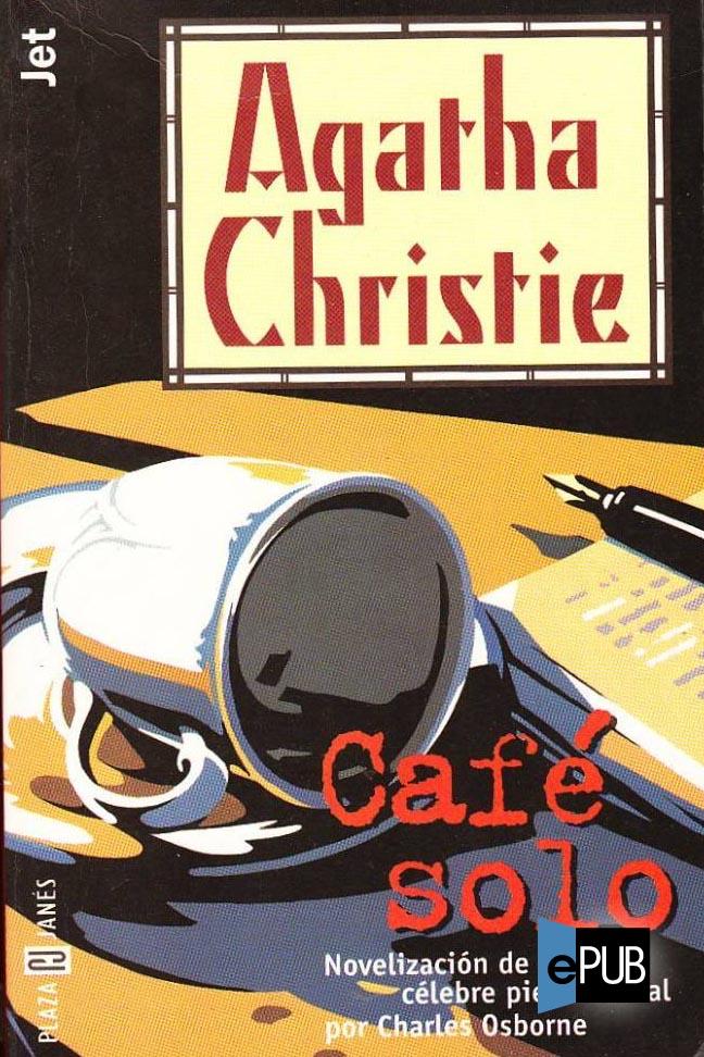 Cafe solo - Agatha Christie