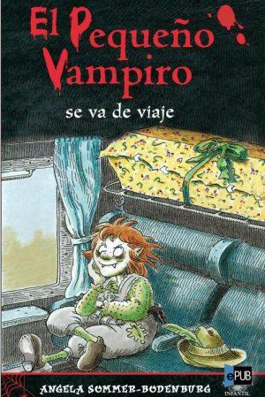El pequeño vampiro se va de viaje - Angela Sommer-Bodenburg